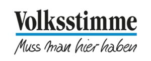 Logo der Volksstimme